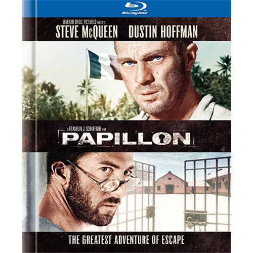 Papillon Movie Trailer Also new this month from